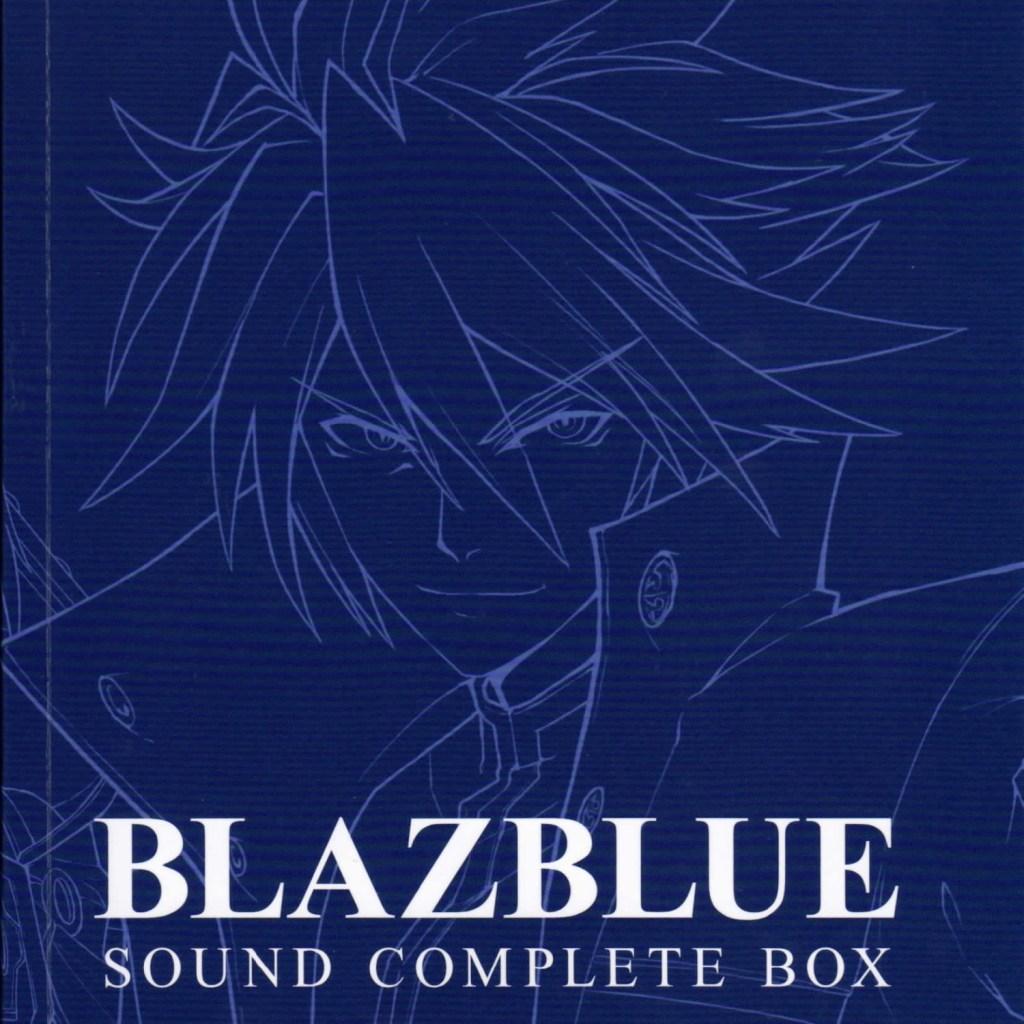 BlazBlue SOUND COMPLETE BOX