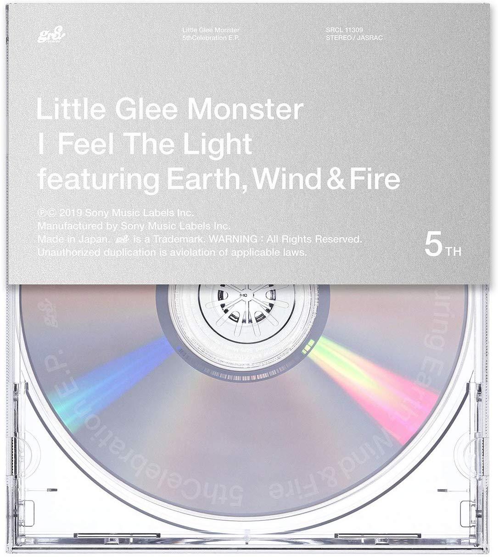 Little Glee Monster - I Feel The Light