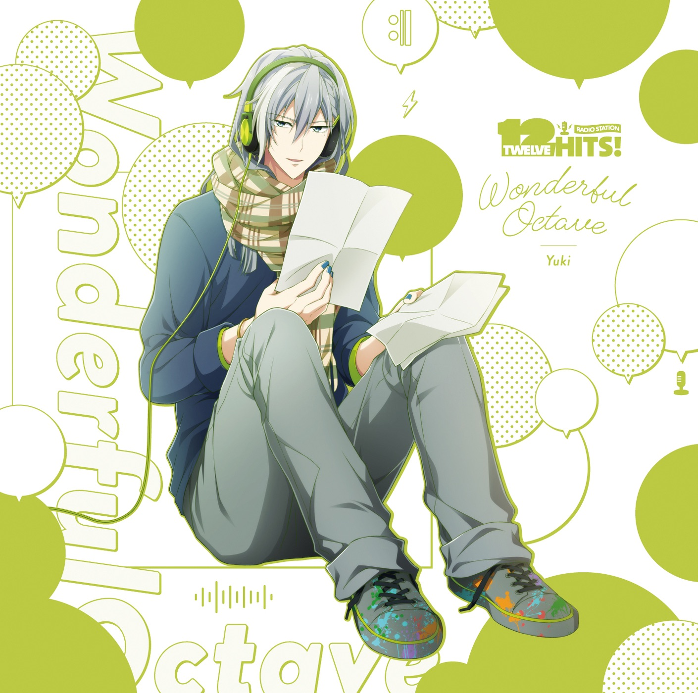 "IDOLiSH7: RADIO STATION ""Twelve Hits!"" Wonderful Octave Yuki (CV. Shinnosuke Tachibana) 千 (CV.立花慎之介)"
