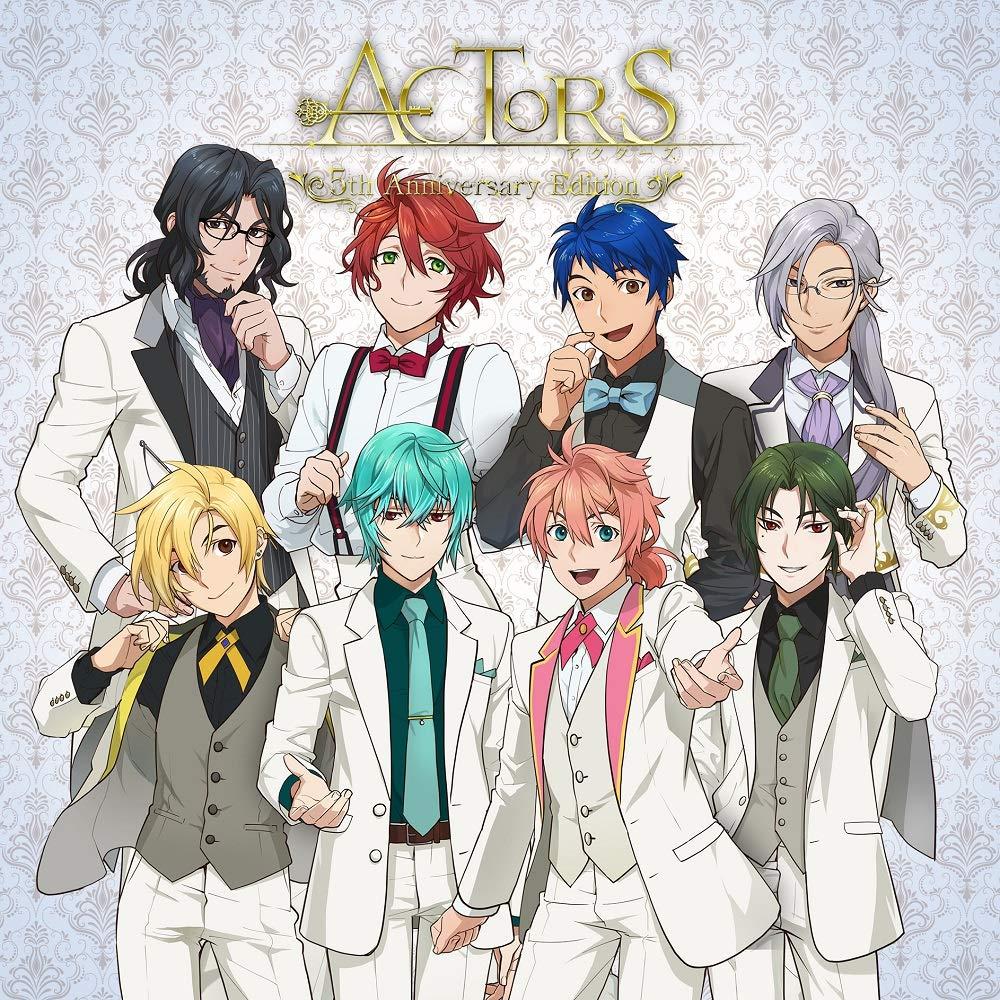 ACTORS 5th Anniversary Edition