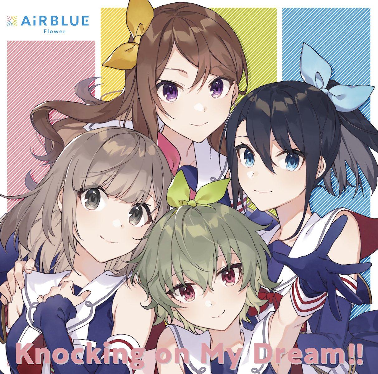 CUE! Team Single 01 Knocking on My Dream!!