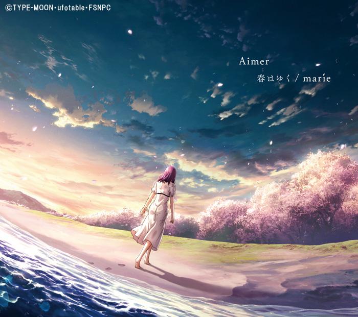 Aimer - Haru wa Yuku/marie / 春はゆく/mari