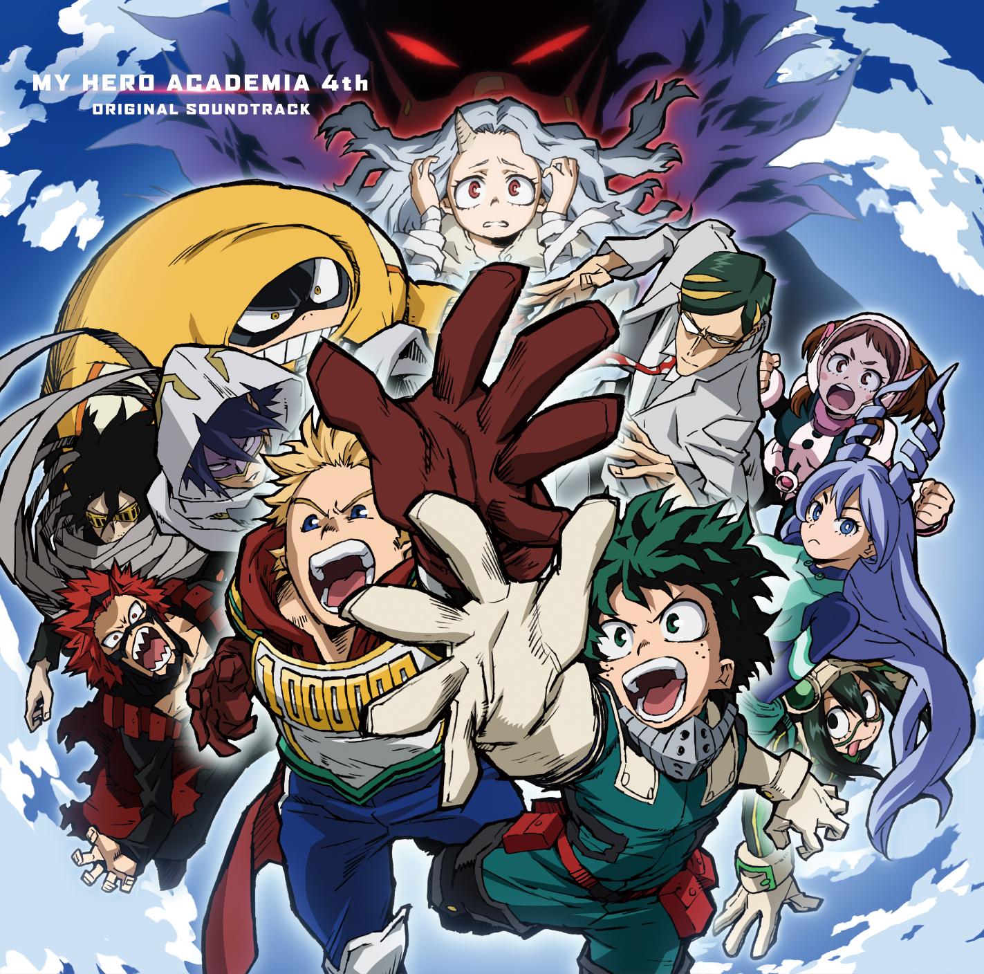 Boku no Hero Academia 4th Original Soundtrack / 僕のヒーローアカデミア 4th オリジナル・サウンドトラック