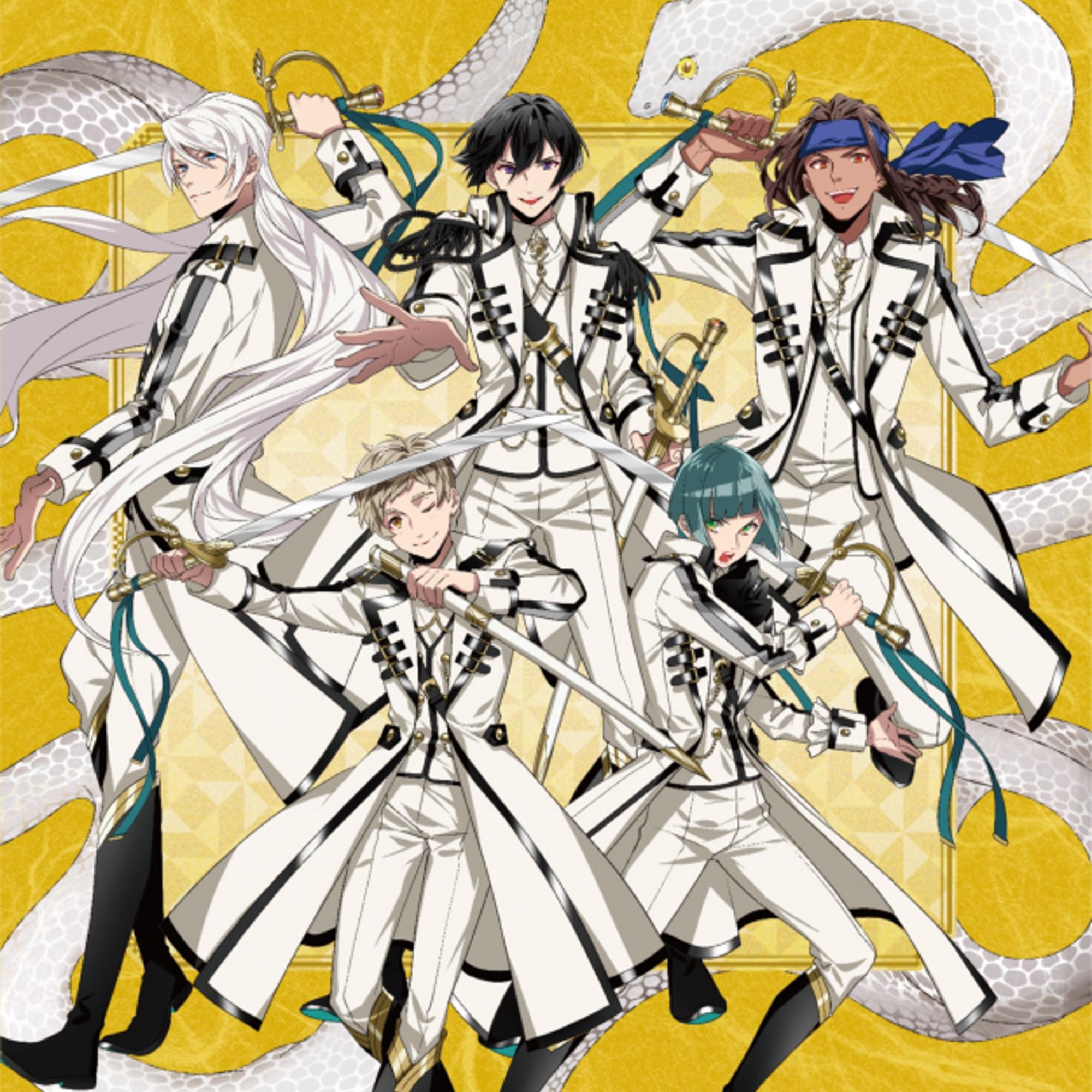 REALIVE! -Teito Kagura Butai-: Crown Clan – Matasa rete ita I love you! Hoshi no kizuna / 待たされていた I love you!/星の絆