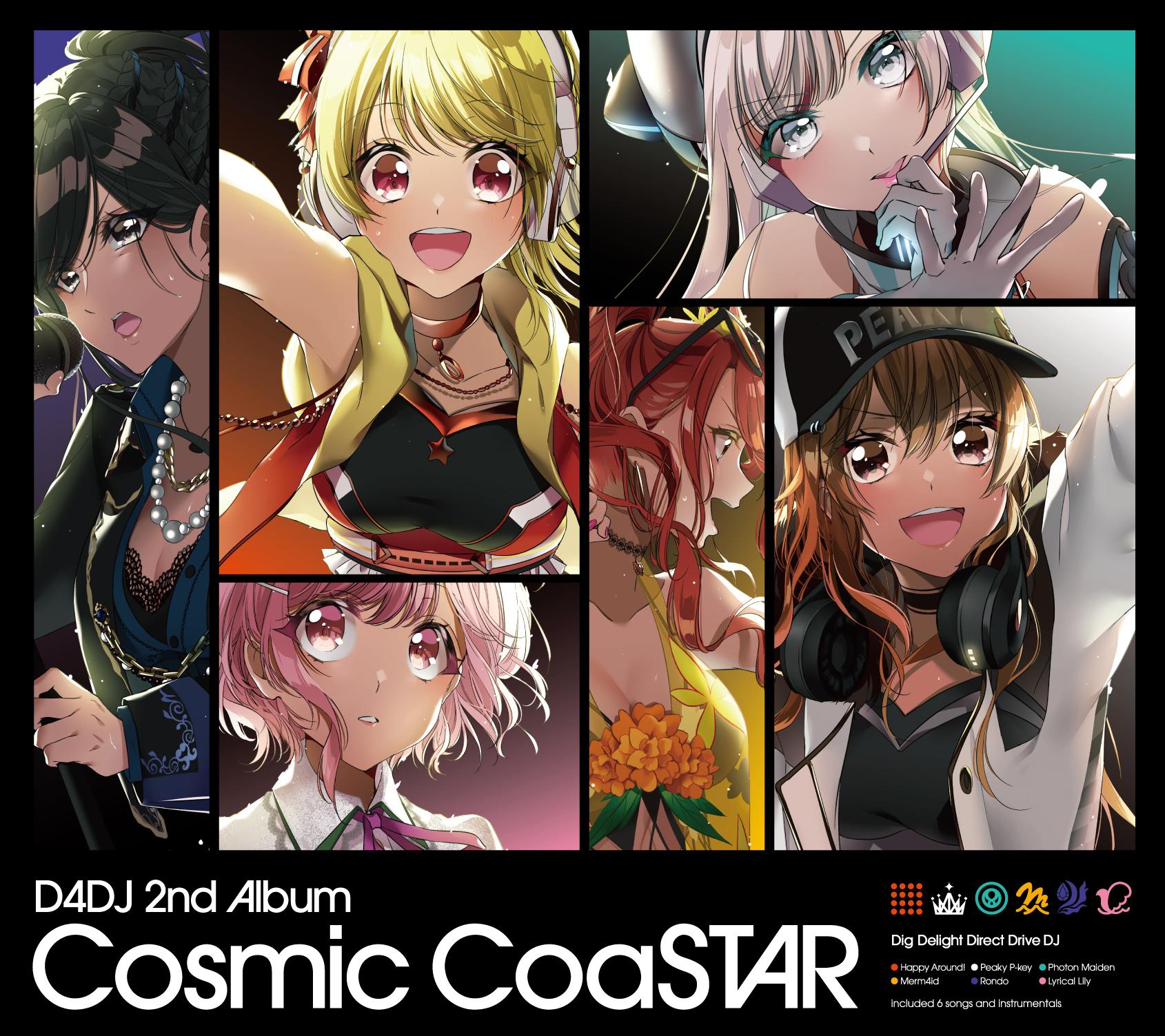 D4DJ: Cosmic CoaSTAR