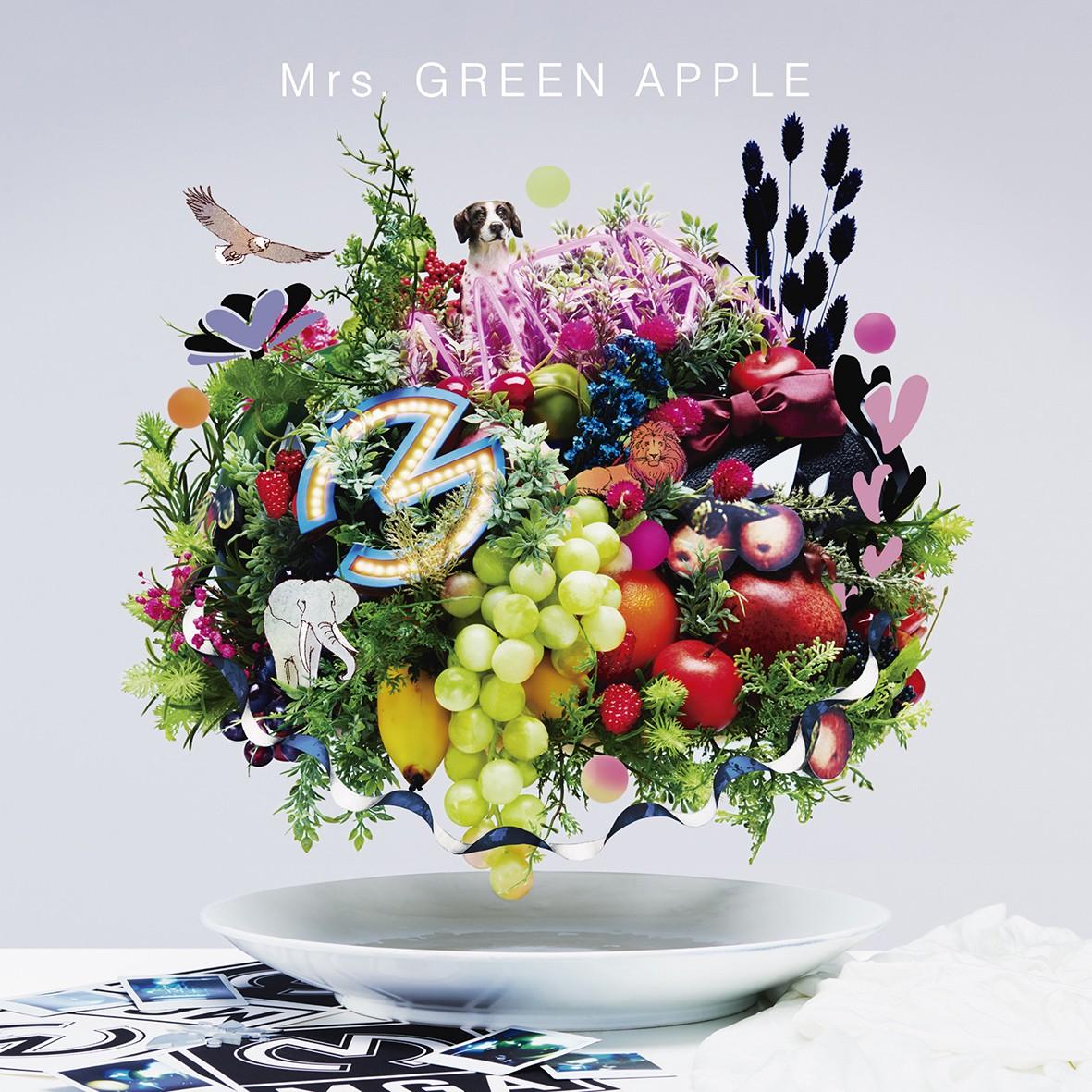 Mrs. GREEN APPLE - 5