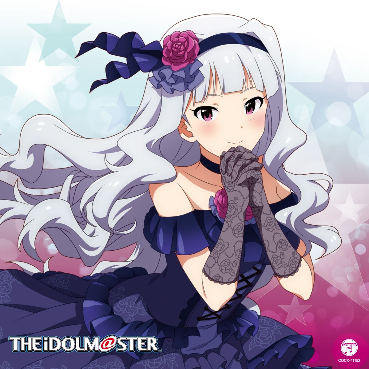 THE IDOLM@STER MASTER ARTIST 4 02 Takane Shijou / 四条貴音