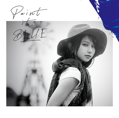 Sora Amamiya - Paint it, BLUE / 雨宮天