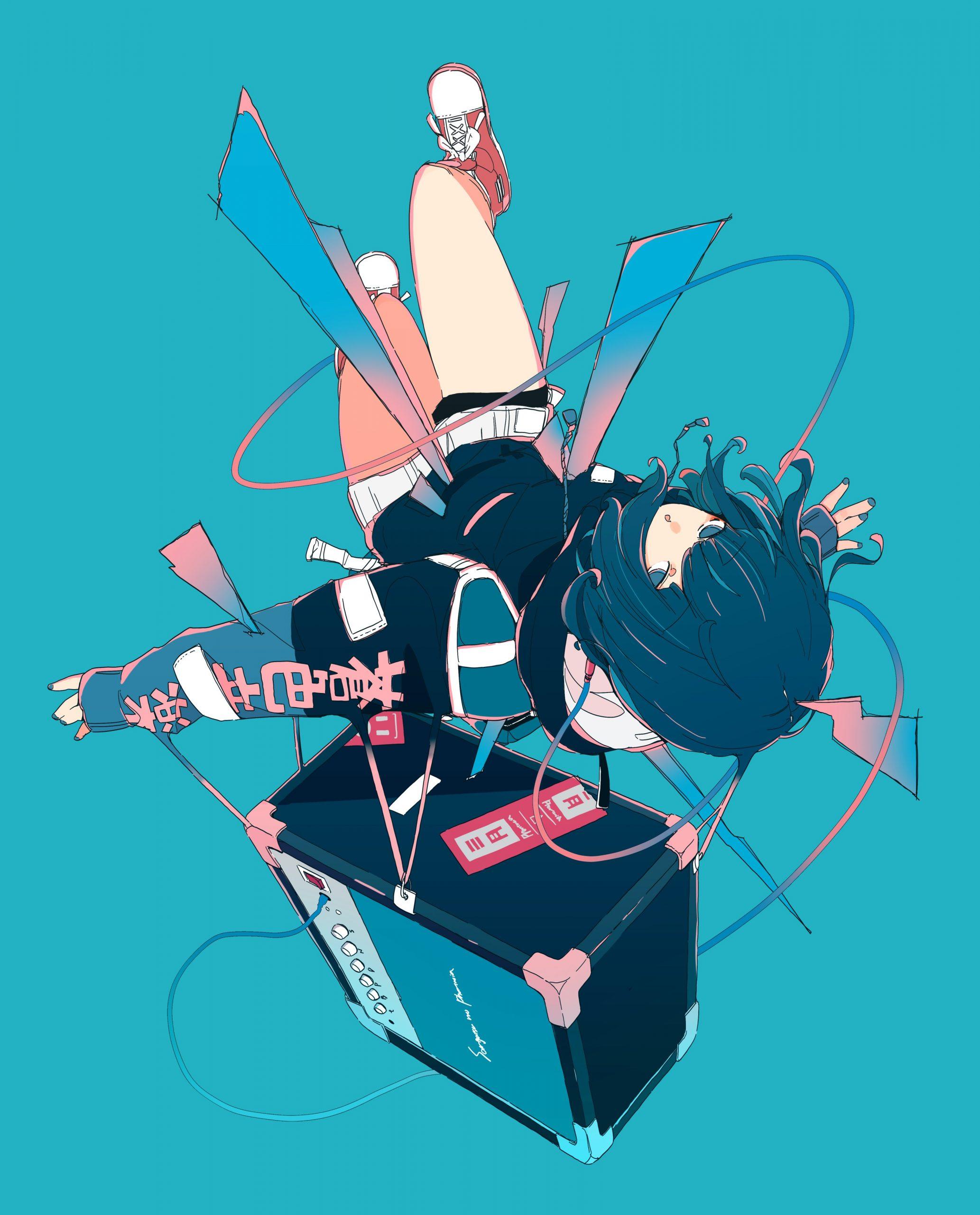 Sangatsu no Phantasia - Blue Pop Nari Yamanai  三月のパンタシア / ブルーポップは鳴りやまない